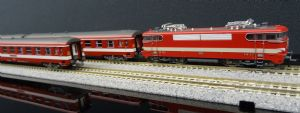16691/NW-155/NW-156 SNCF BB9200 le Capitol train pack DCC Sound